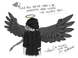 Guardian Angel by the-unstoppable