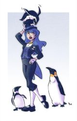 Penguin Suits by kayjkay