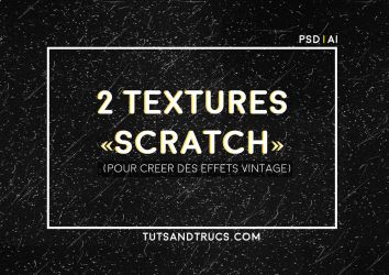 FREE-2 SUPER SIZE SCRATCH TEXTURES by photosoma