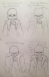 Sans dialogue 2 by Fantacylandgirl