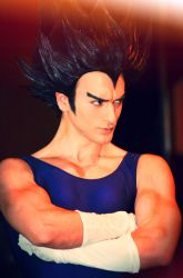 Vegeta - Dragon Ball Z Cosplay by Leon Chiro Art by LeonChiroCosplayArt