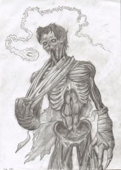Reaver Of Souls, Raziel by NorthernCold