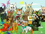 Group Photo!!! by Fishtailholly