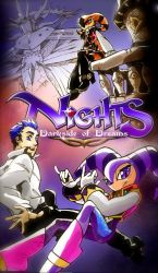 NiGHTS- Darkside of Dreams by twisted-wind