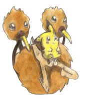 Yellow's Doduo