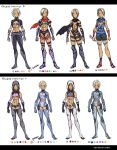 Alacrity 2d Costume Colors 2 by THEJETTYJETSHOW