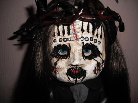 Mask 2 for Joey doll by thedollmaker