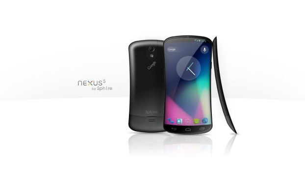 Google Nexus 5 (Concept) by Sph1re