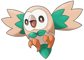 Rowlett by wingedwolf94