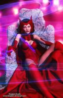 Scarlet Witch - Nothings Real by tiangtam