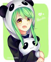 [AT] Xiao Mao-chan by Ricchan08