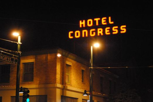Hotel Congress by BloodShedRed