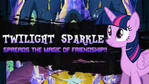 Smash Ponies New Challenger: Twilight Sparkle by DashieMLPFiM