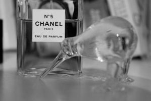 Chanel No.5 by Lost-in-Disneyland