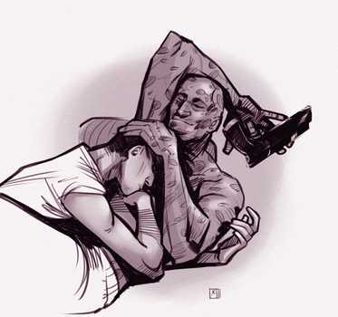 120814:cuddle by Creature13