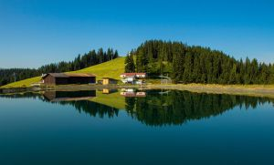 Tyrolean Mirror by bongaloid