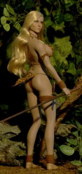 Custom Jana The Jungle Girl 2 by billvolc