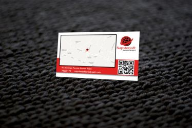Professional business card by jeffmcc1