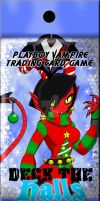 PBVTCG - Deck the Halls Pack by PlayboyVampire
