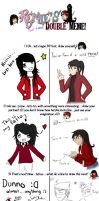 Double Meme .:Patto and Me:. by LuziWonka