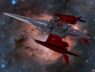 YSS Eucharis Refit by Wes-of-StarArmy
