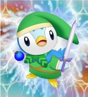 The Legend Of Piplup by Happylegends