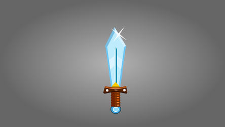 Short sword by Nehimy