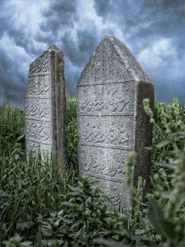 ottoman tombs by icedheartgd