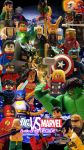 LEGO DC Vs MARVEL: Battle of the Decade Poster by Digger318