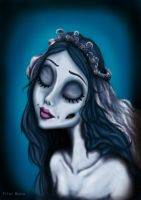 Corpse Bride by Nayruyami