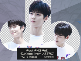 Pack PNG #68 - EunWoo [from ASTRO]  02  by YuriBlack