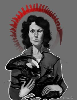 Ripley by Delve-Mil