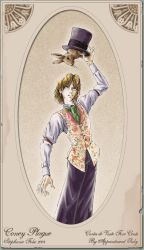 Coney Plague - Carte de Visite by telophase