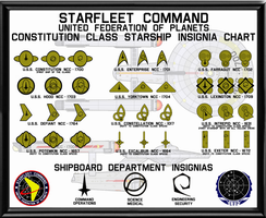 Constitution Class Insignia Recognition Chart by viperaviator