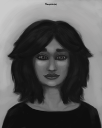 A gurl by Shenree