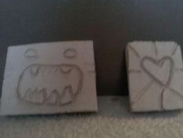 Random clay tiles by ReDWoLfShIfTeR
