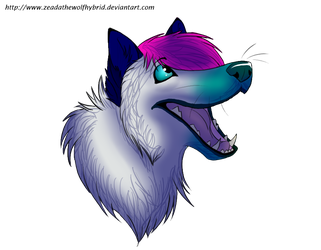 First Time Shading Fur. Woot. by SpiritCurseMagic