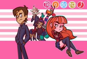Teo - Corner Title by amines-mangos