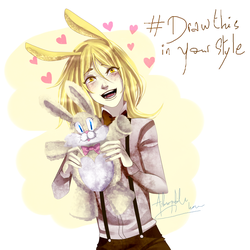 Draw this in your style #2 by Heruine