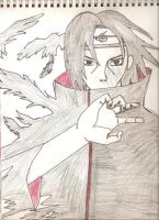 itachi birds by Redsand-Puppet