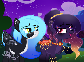 Dears of the night by MH-The-Cat