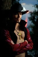 Mihawk - One Piece - Cosplay by Elffi