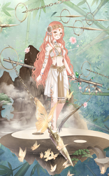 Love Nikki Charaoutfit 253 by MoonAngelAlicia1995