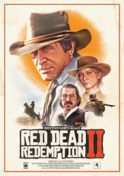 Red Dead Redemption 2 Poster by sorin88