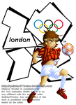 Takuya at the 2012 London Olympics by Galistar07water