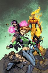 GEN 13 by toonfed