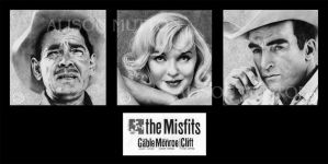 The Misfits by Alene
