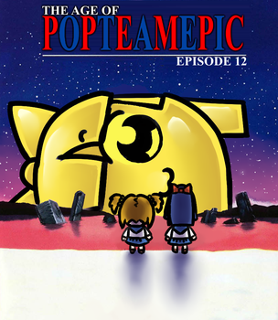 The End of Pop Team Epic by RinkuSonic41