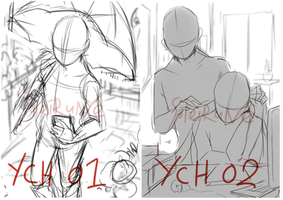 YCH Auction 02 [CLOSED TY] by SoleilRune
