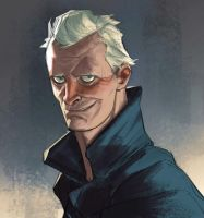 Roy Batty by Ramonn90